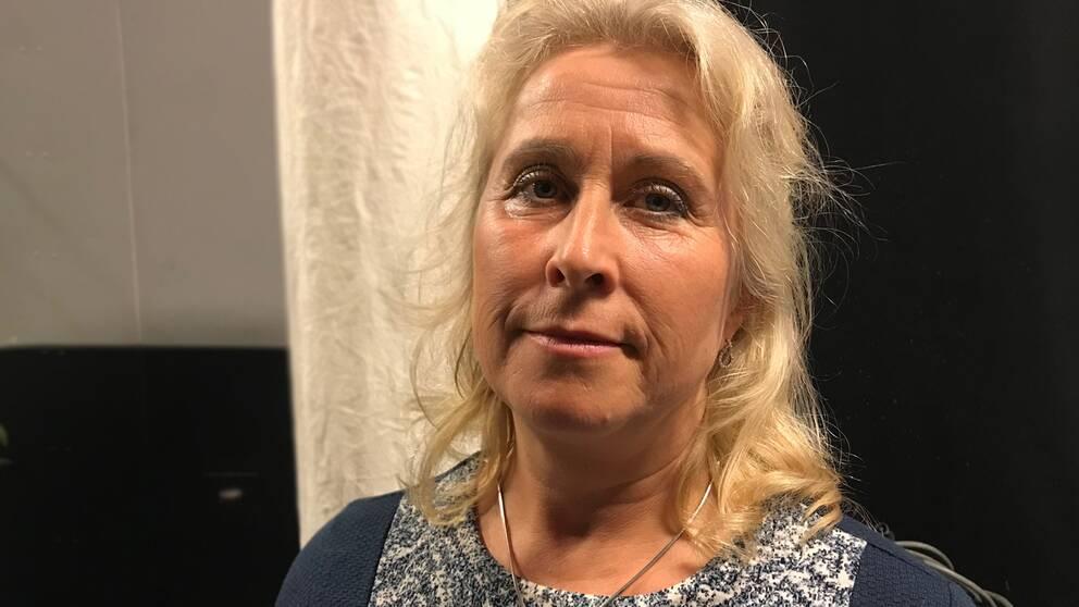 Inger Händestam är förbundsordförande i SPES och har själv erfarenhet av att närstående begått självmord.
