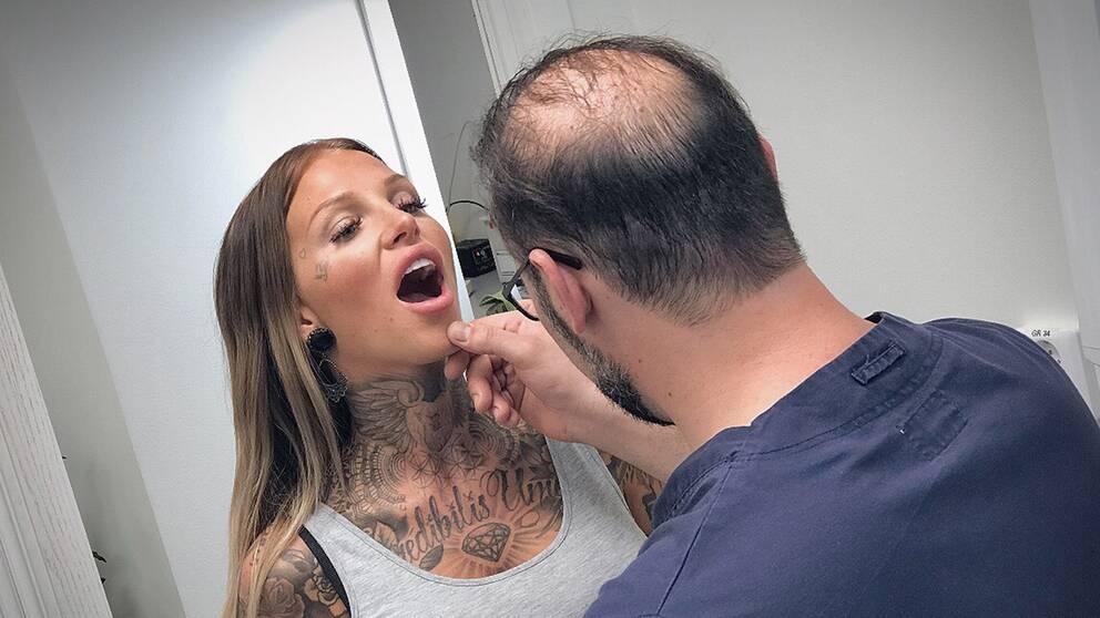 Tandläkare Erdal Eker tog över lokalerna efter att Bay Dental stängts. Han blev chockad när han såg hur patienterna såg ut i munnen.