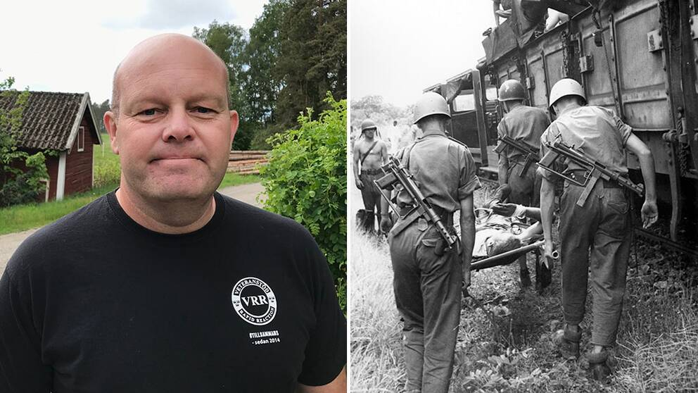 peter widenstedt ordförande veteran rapid reaction vrr och svenska fn-soldater i kongo