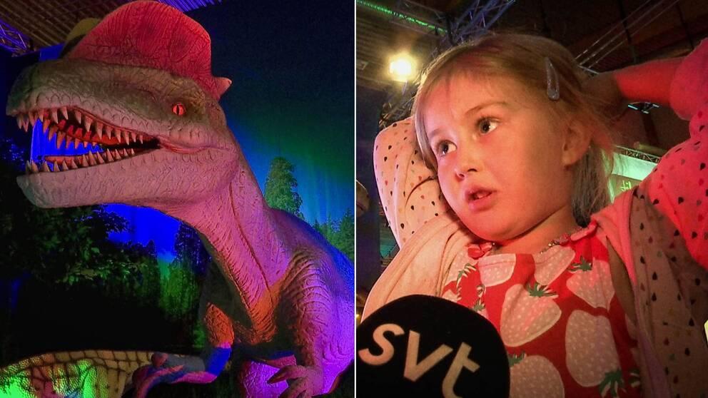 Dejting dinosaurier