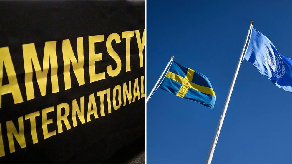 """250 personer var inbjudna till FN-evenemanget Stand up for human rights i Stockholm den 13 maj. Tre timmar innan eventet skulle börja meddelade arrangören UNDP att eventet var inställt på grund av """"oförutsedda omständigheter""""."""