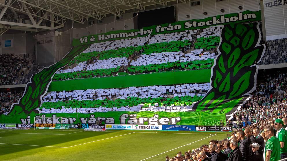 Hammarby och AIKs fans kommer göra en gemensam protest