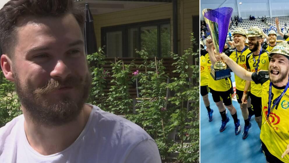 Hör högerkantspelaren Sebastian Karlsson vill krama pokalen igen