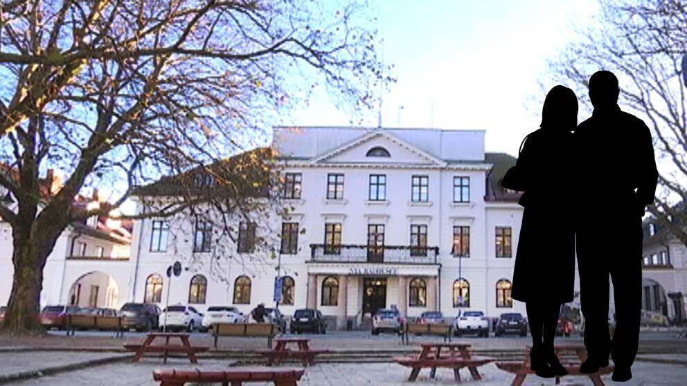 """Hos Ystad kommun gjordes bedömningen redan 2009 att parets barn """"varaktigt vistas utomlands"""", vilket gjort att de inte längre omfattas av skolplikt"""