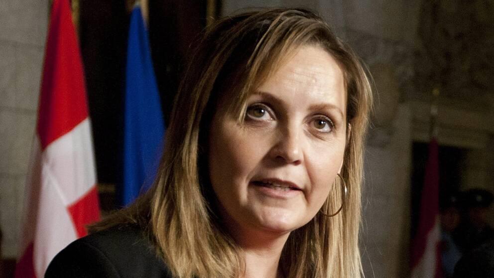 Pia Ohlsen Dyhr partiledare för Socialistisk folkeparti.