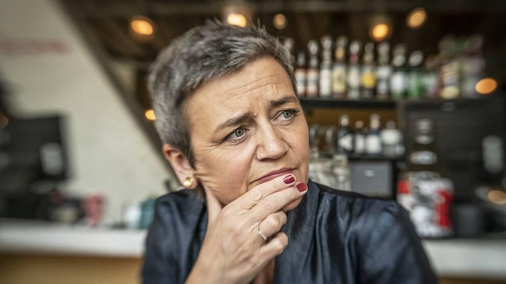 Radikale Venstres tidigare partiledare Margrethe Vestager.