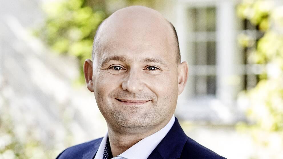Søren Pape Poulsen, partiledare för Det konservative folkeparti.
