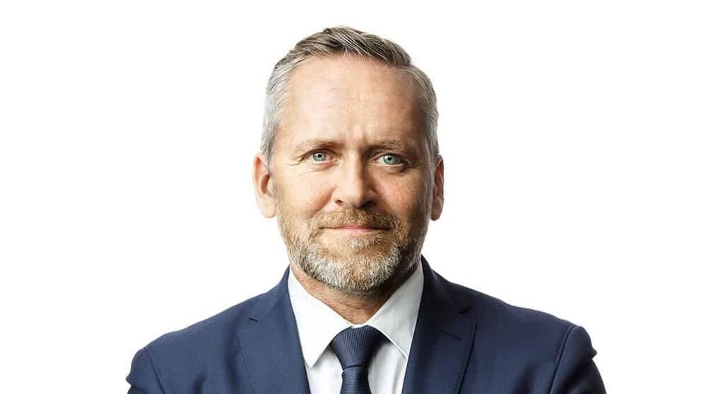 Anders Samuelsen, partiledare för Liberal alliance.