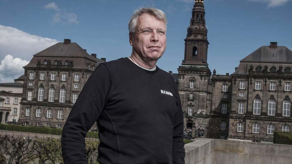 Uffe Elbæk, partiledare för Alternativet.