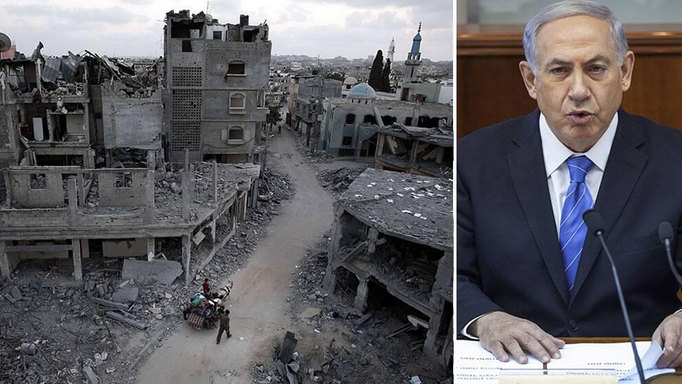 Nya samtal i kairo om vapenvila i gaza
