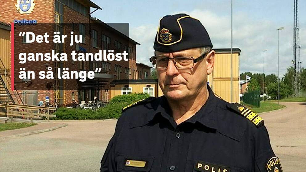 Hör vad trafikpolischefen Leif Svensson tycker om de nya reglerna