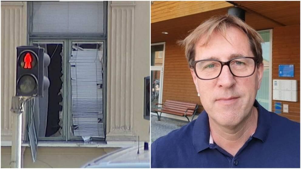 Fredrik Törnqvist, vd Stångåstaden
