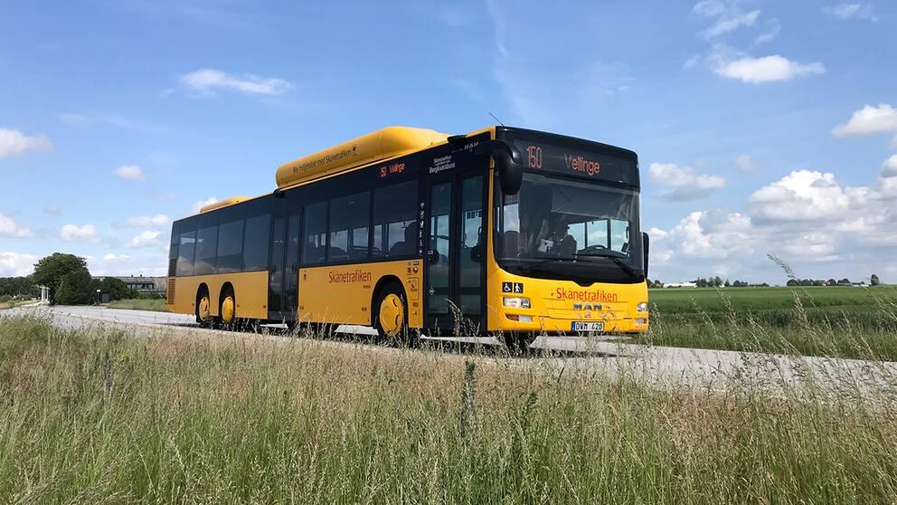 Skånsk regionbuss