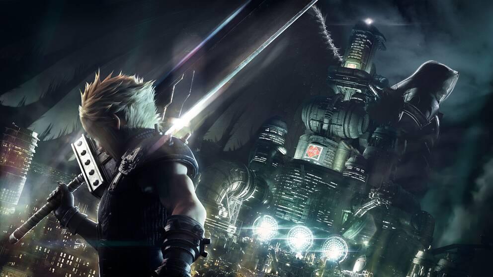 Huvudpersonen Cloud Strife har blivit synonym med spelserien Final fantasys 30-åriga historia, trots att karaktären egentligen bara är med i ett av de tjugotal spelen.