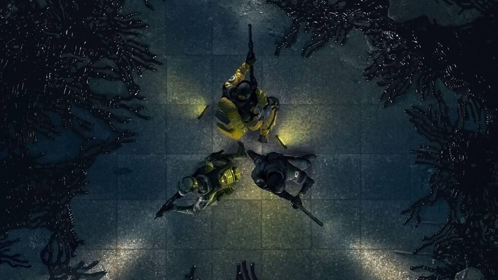 I Quarantine slåss spelarna mot en infektion som muterar människor.