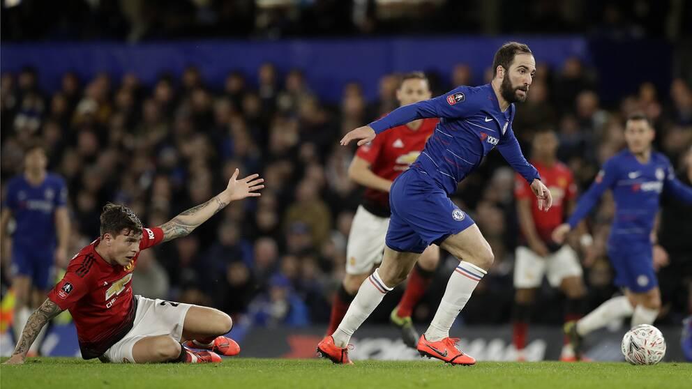 fc5fcd6f Victor Nilsson Lindelöf och Manchester United får möta Chelsea i  premiäromgången.