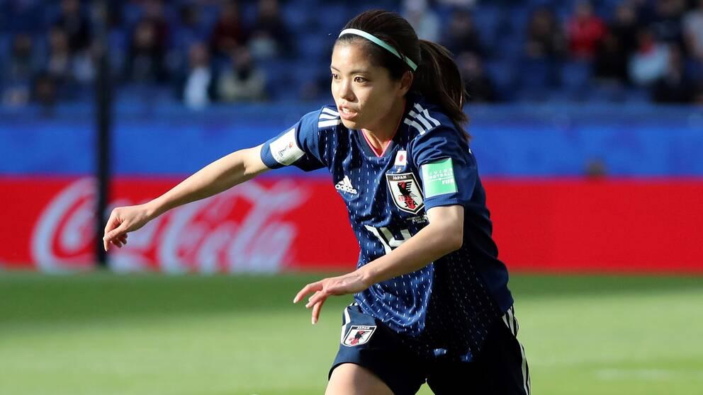Yui Hasegawa och det japanska laget jagar sin första seger i VM