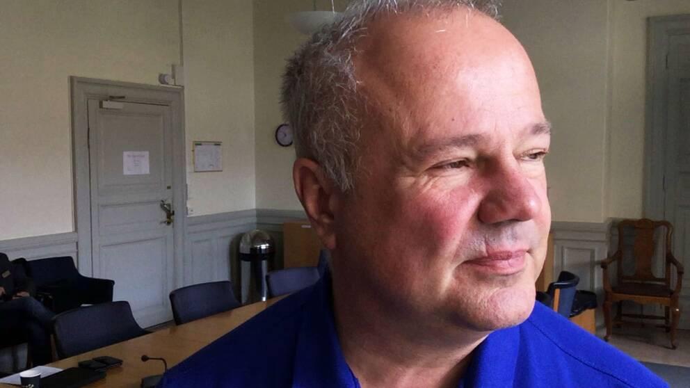 Paul Håkansson kommundirektör Linköping