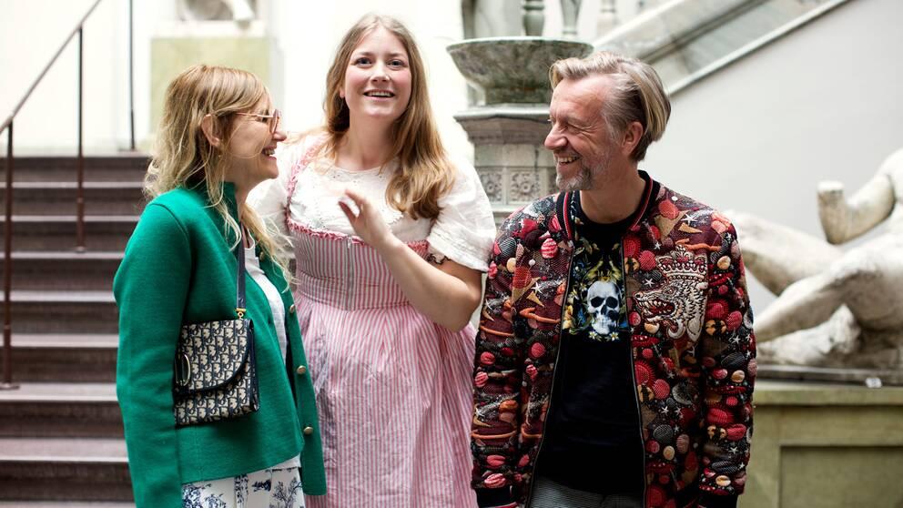 Serien Äkta Billgrens har premiär våren 2020.