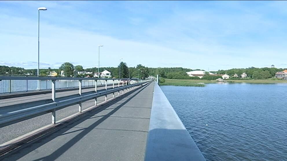 Tosteröbron i Strängnäs
