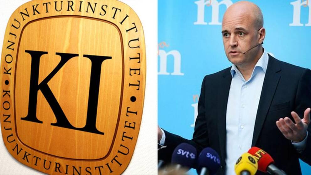 Fredrik Reinfeldt, KI