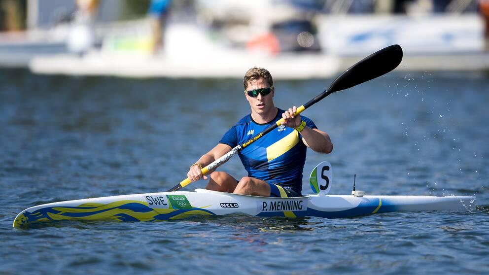 Petter Menning i OS 2016