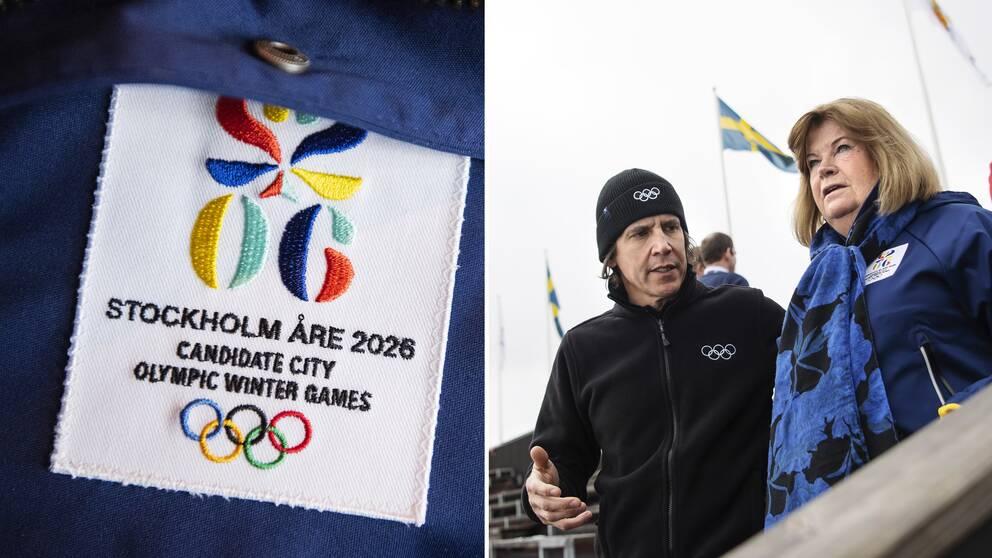 IOK har synpunkter på OS-ansökan.