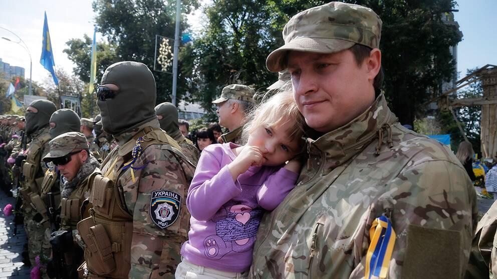 Usa uppmanar ryssland agera i ukrainakonflikten