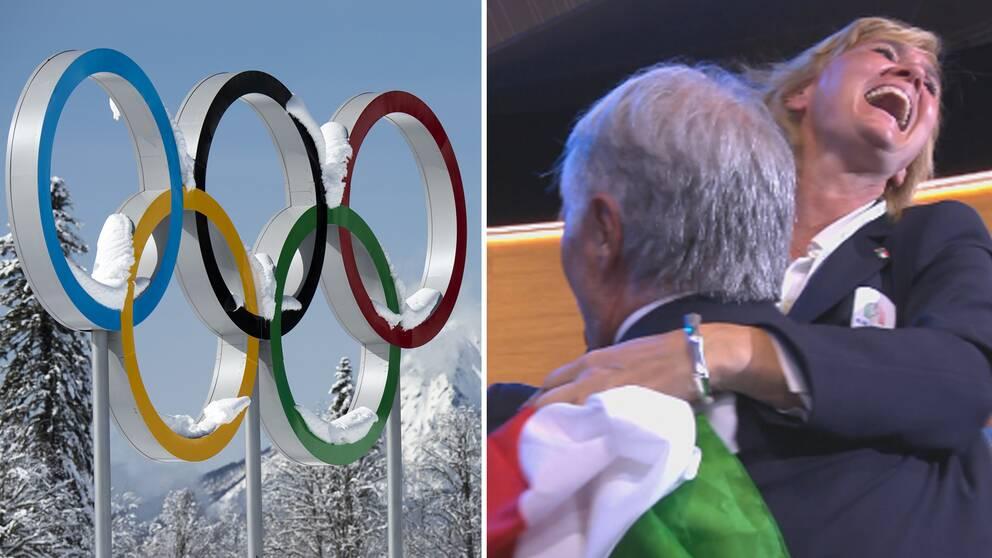 Italien fick OS 2026.
