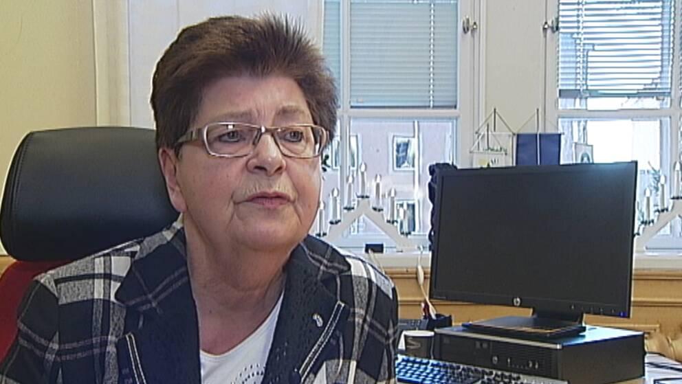 Linnéa Darell , medlem i Liberalernas partistyrelse.