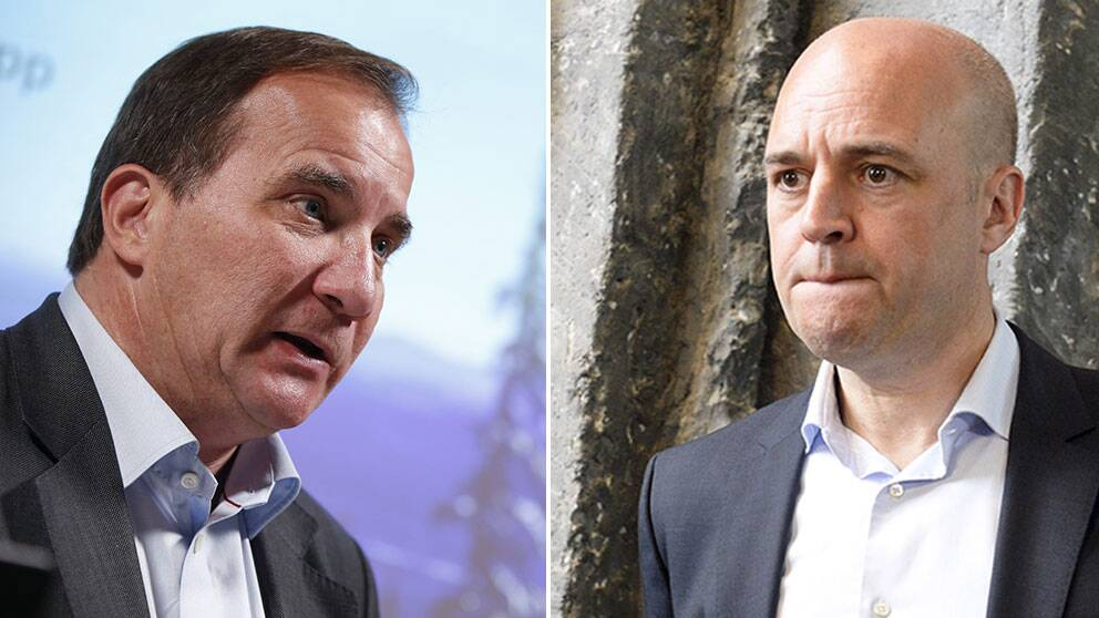 Blir det maktskifte efter valet så är Fredrik Reinfeldt och övriga allianspartier redo att försöka stoppa rödgröna förslag.