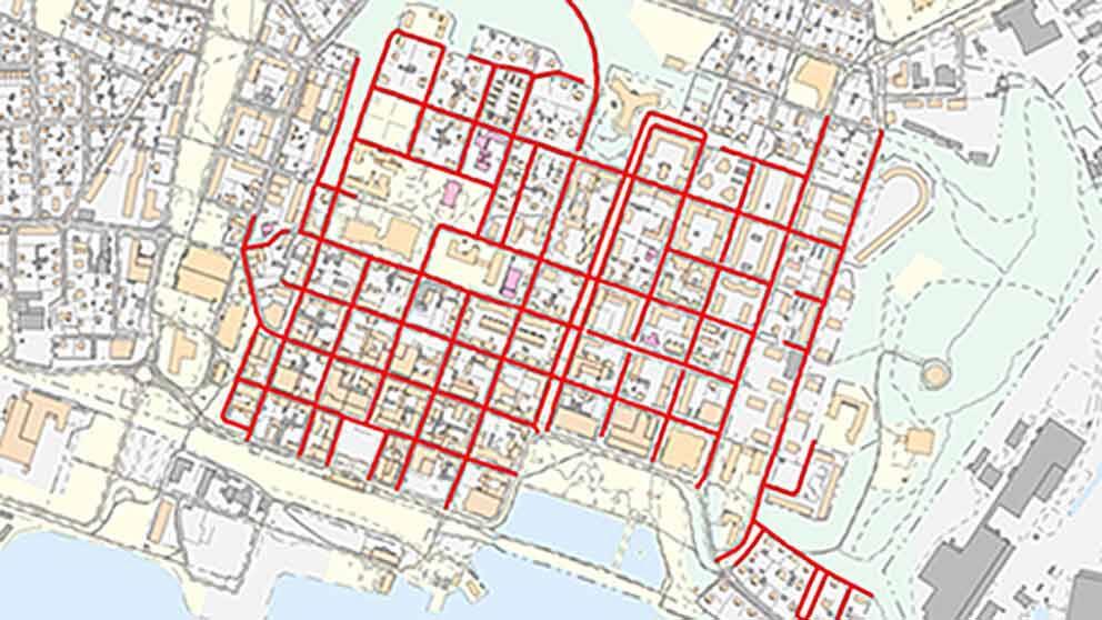 Karta Arvika Kommun.Arvika Centrum Fortsatt Avstangt Svt Nyheter