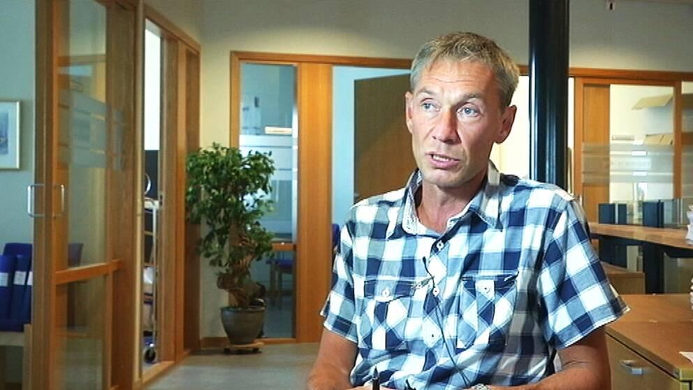 Stefan Nypelius (C), ordförande Barn- och utbildningsnämnden Region Gotland