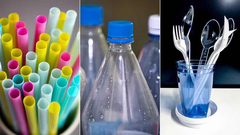 Mängden plast ökar trots åtgärder