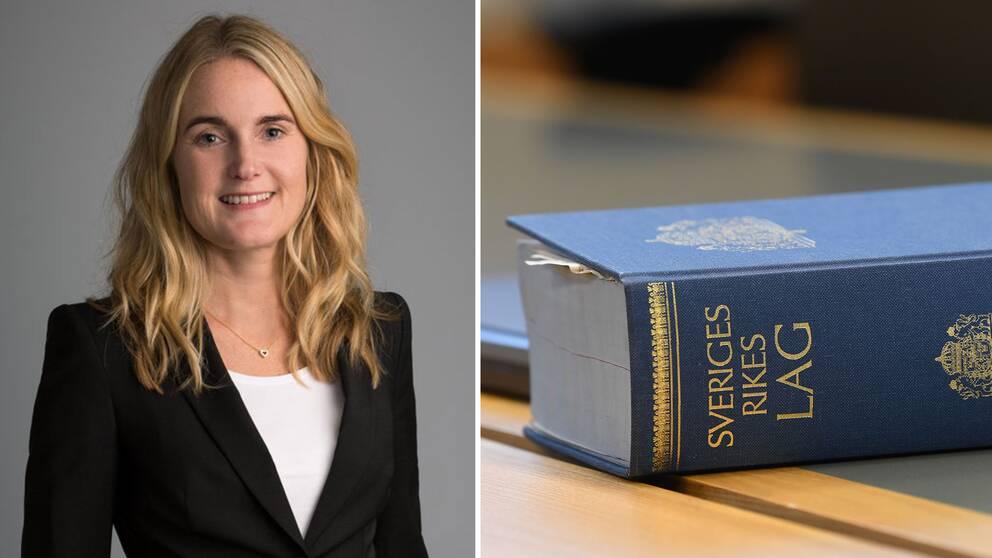 Advokat LindaSundelöf.