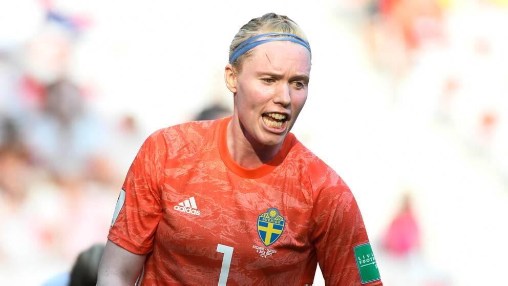 Hedvig Lindahl är klar för ny klubb.