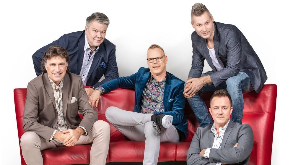 Streaplers bildades i Kungälv 1959, och är ett av Sveriges mest framgångsrika dansband genom tiderna.