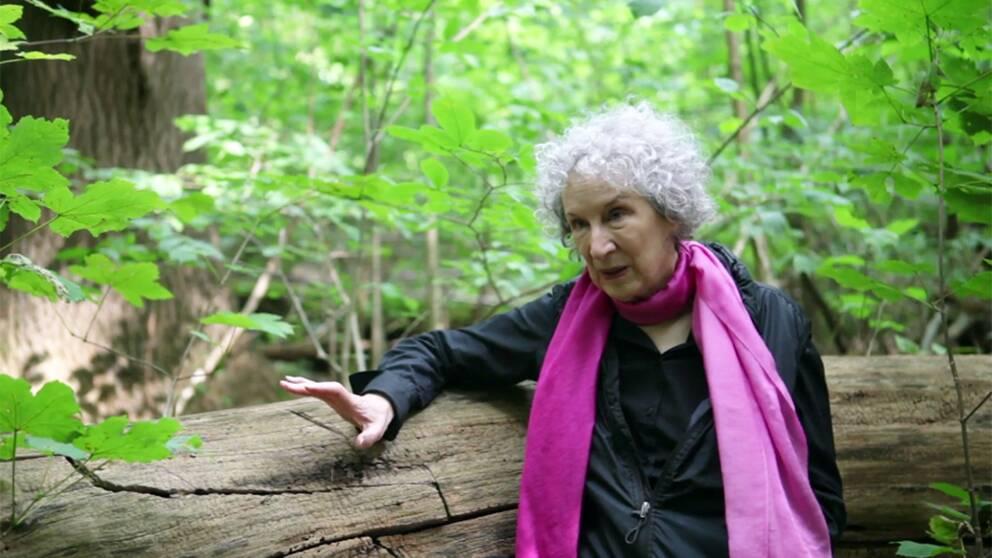 """Bookerprisvinnaren Margaret Atwood blir den första författaren att ingå i """"Framtidsbiblioteket""""."""