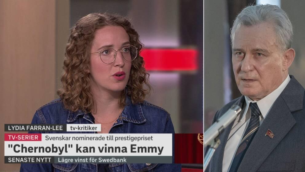 Tv-kritikern Lydia Farran-Lee ser Stellan Skarsgårds insats i Chernobyl som en av tv-årets bästa skådespelarprestationer.