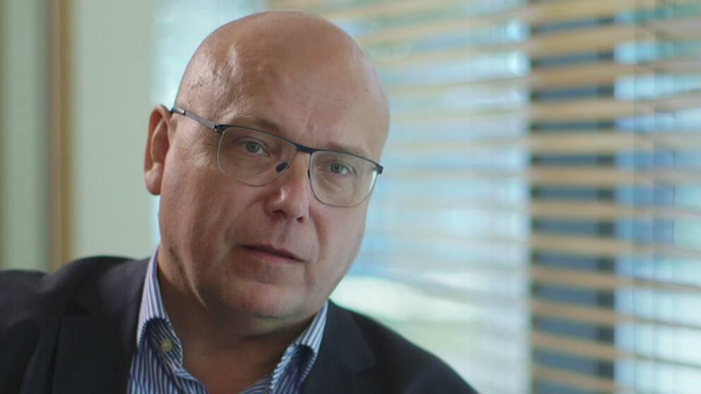 Magnus Ranstorp, forskare på Försvarshögskolan.