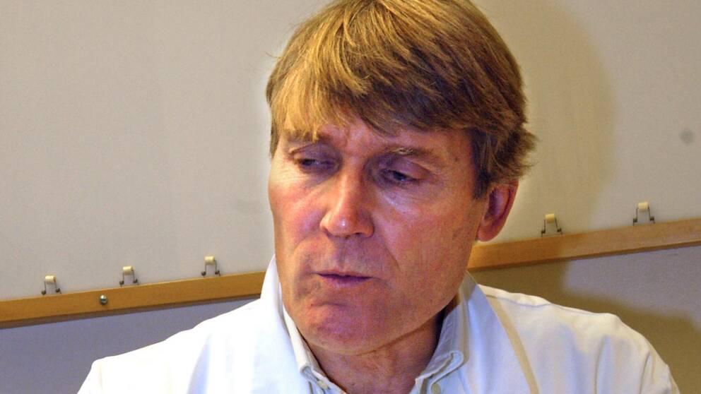 LouisRiddez, överläkare på Karolinska universitetssjukhusets traumaavdelning.