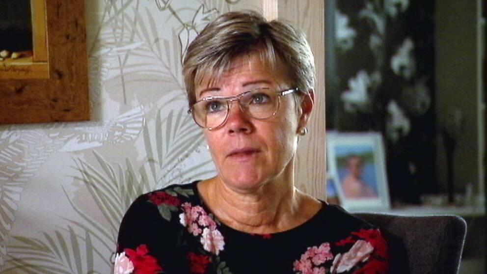 Robins mamma bröt ihop när beskedet om Robins död kom