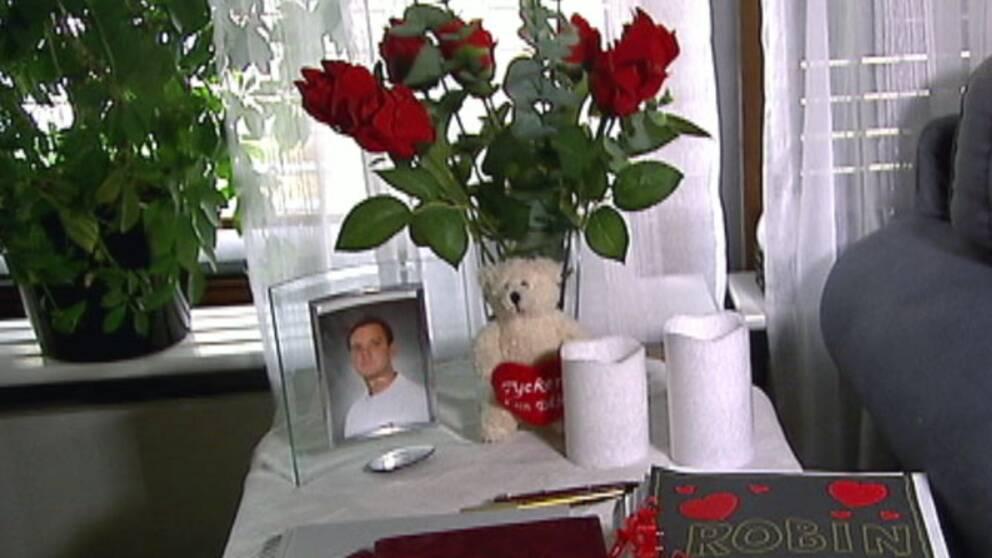 En minnesdag hjälper familjen att bearbeta sorgen