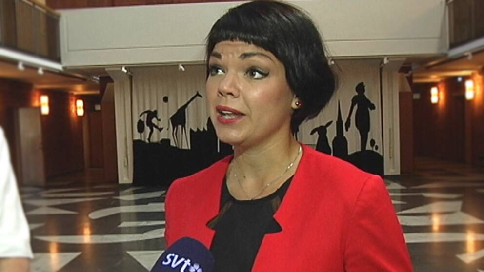 Ida Legnemark (V), kommunpolitiker Borås