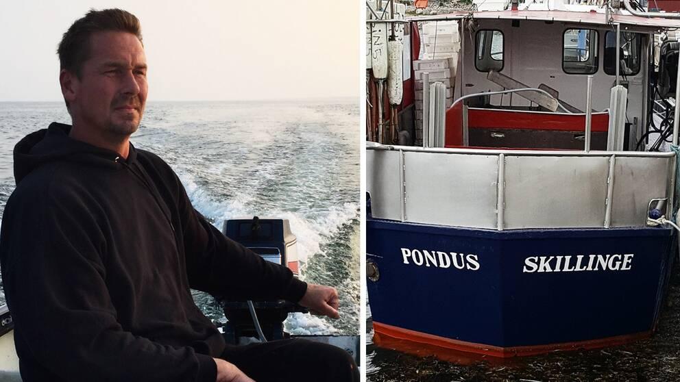 Anders Paulsen är yrkesfiskare i Östersjön och är djupt kritisk till förbudet att fiska torsk, som han menar kommer alldeles för hastigt och är ogenomtänkt.