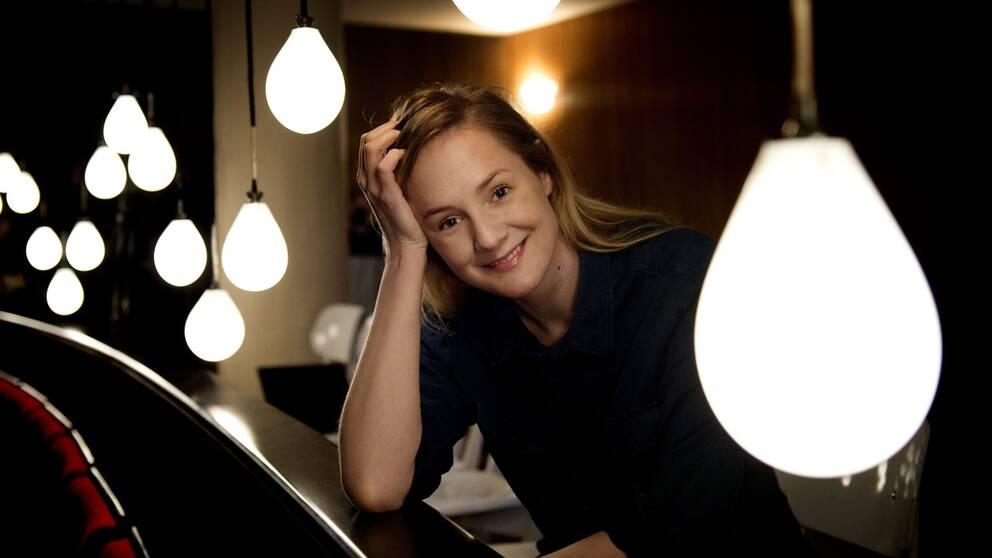Lina Thomsgård är projektledare för Skapelsen.