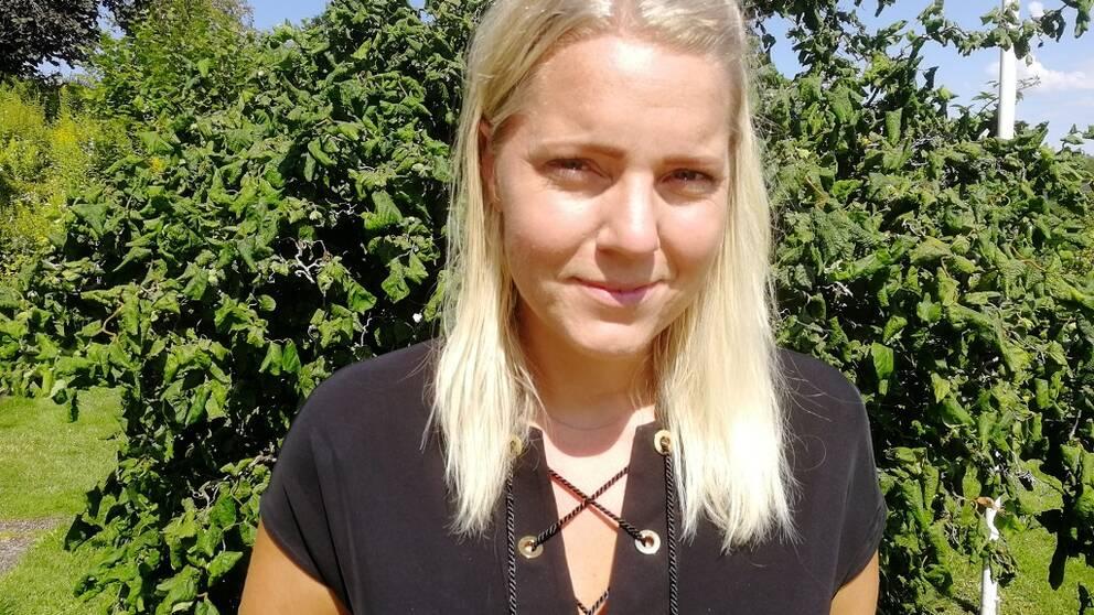 Svt S Carina Bergfeldt Om Reaktionerna Pa Sommarpratet Svt Nyheter