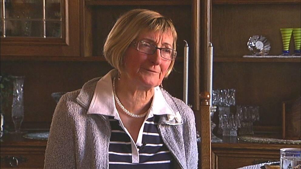 Teresa Andersson fick skuldsätta sig för att klara sonens begravning.