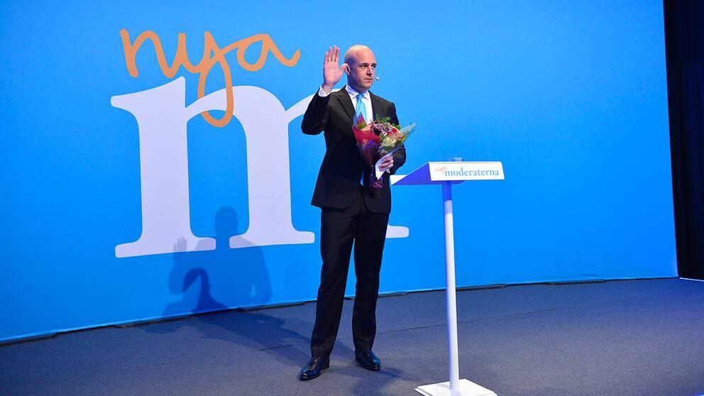 Jobbfrågan bidrog till moderaterna valförlust under ledaren Reinfeldt