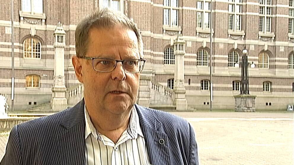 Olle Felten, Sverigedemokraterna